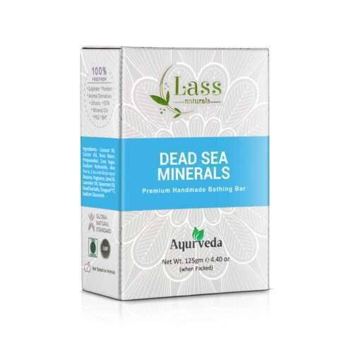 Dead Sea Minerals Handmade Premium Bathing Soap