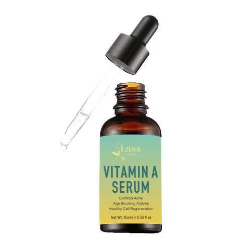 Lass naturals Vitamin A Skin Serum